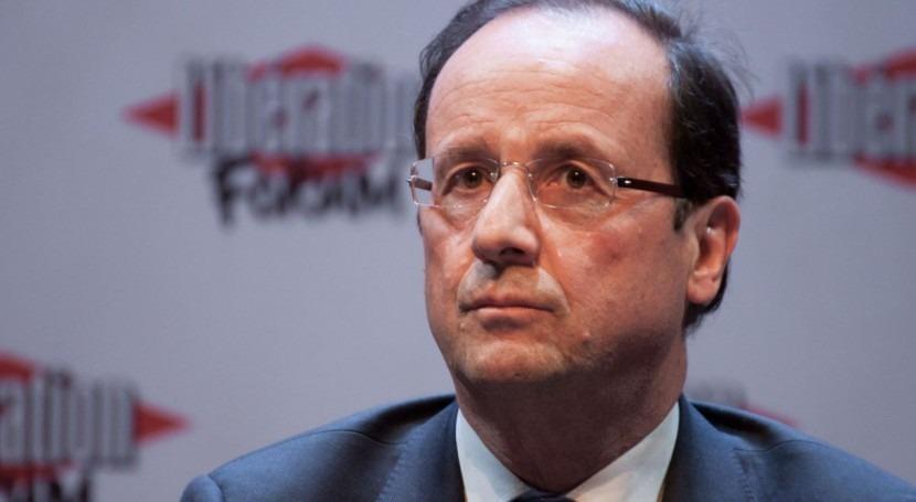 """Hollande: """"Nos encontramos muy lejos acuerdo legalmente vinculante cambio climático"""""""