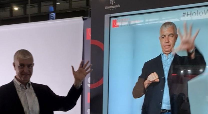 Microsoft #AI4Earth y #MWC2021 primera persona