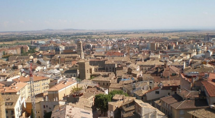 Huesca (Wikipedia/CC).