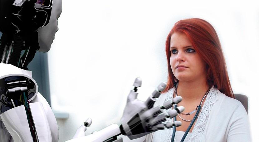 Hablando humanos y robots: ¿Quién es aquí listo?, debate Aquae Campus