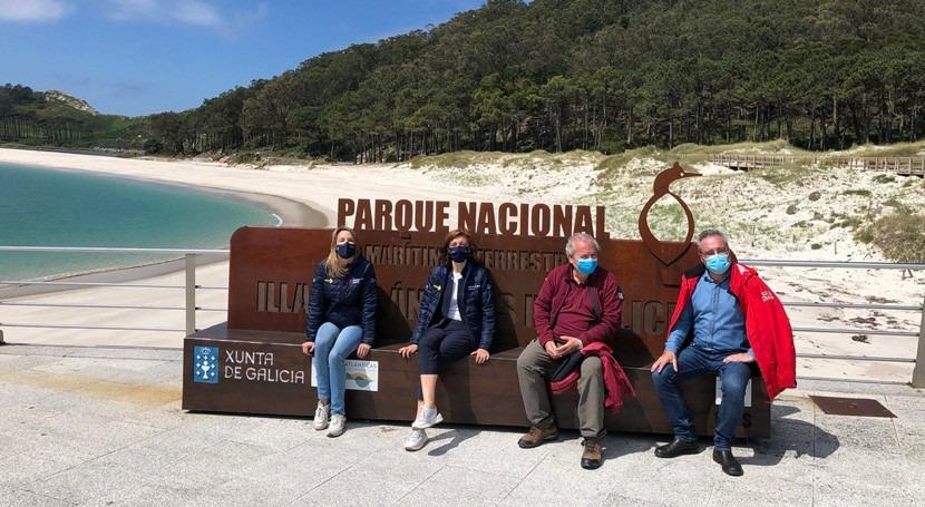 Galicia podría convertirse tercera comunidad más humedales Lista Ramsar