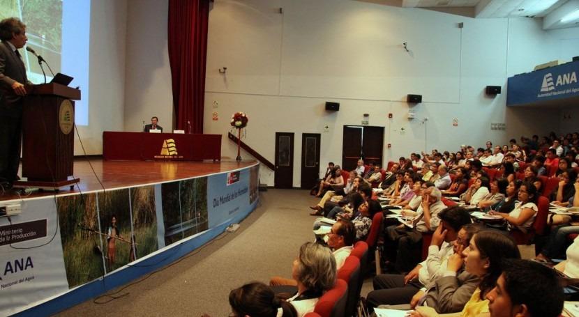Autoridad Nacional Agua Perú propone integrar humedales gestión agua cuencas