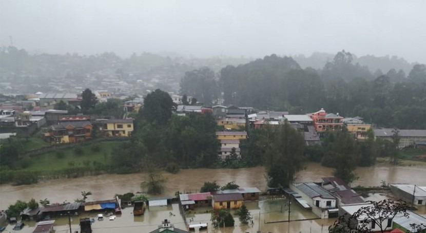 cambio climático y catástrofes definen tendencias migratorias Centroamérica