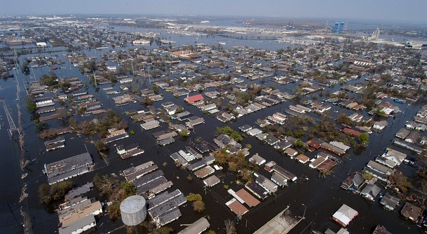 mayores desastres naturales siglo XXI