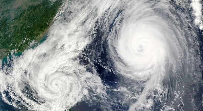 cambios patrones meteorológicos aumentan riesgo huracanes noreste EEUU