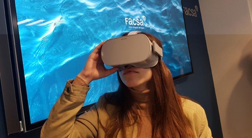 FACSA lanza innovador programa divulgativo Realidad Virtual