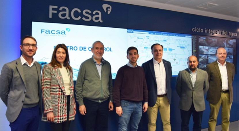 Ayuntamiento Castelló y FACSA ponen común líneas trabajo 2020