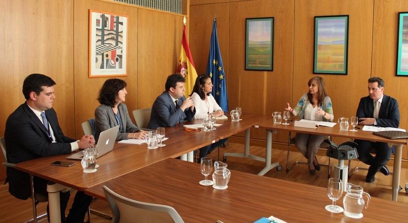iAgua, Fundación CONAMA y ACA se reúnen Gobierno Pacto Nacional Agua