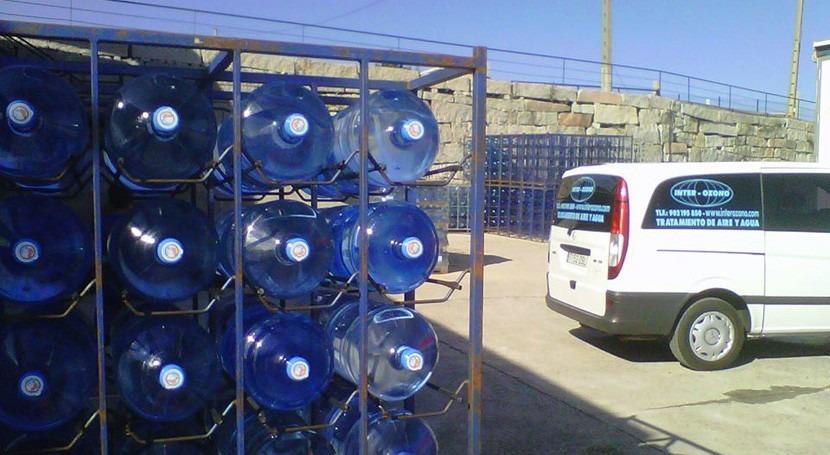 OZONO y UV-C bebidas envasadas