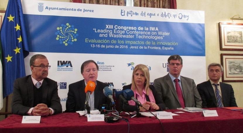 IWA LET 2016, foro internacional referencia vanguardias ciencia y tecnología sector