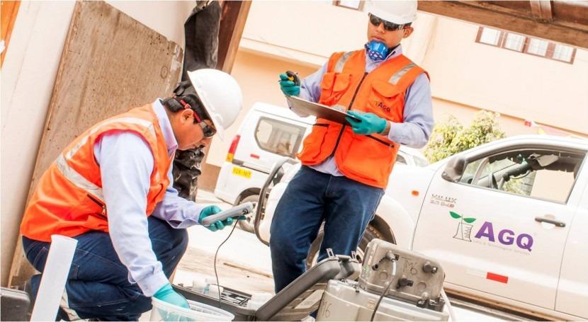 AGQ Labs amplía acreditación Perú