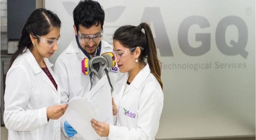 AGQ Labs trabaja Confederación Hidrográfica Guadalquivir