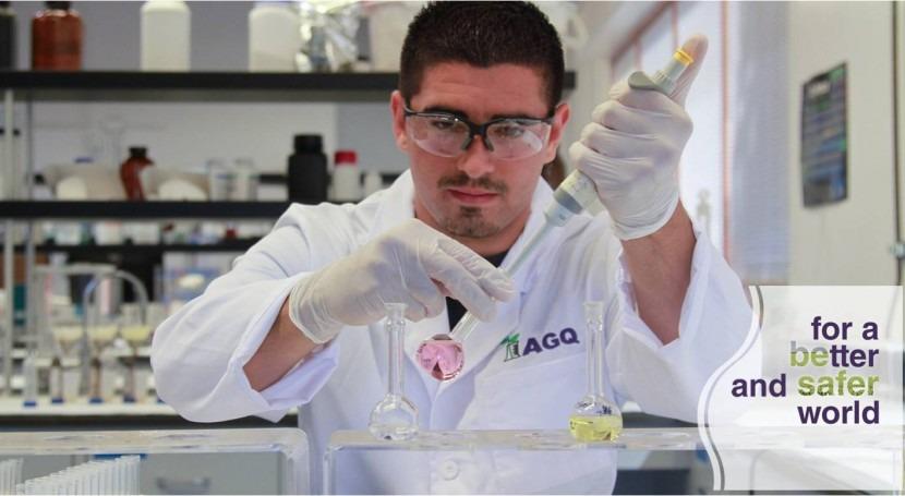 AGQ Labs desarrolla método analítico Glifosato, Glufosinato y AMPA aguas