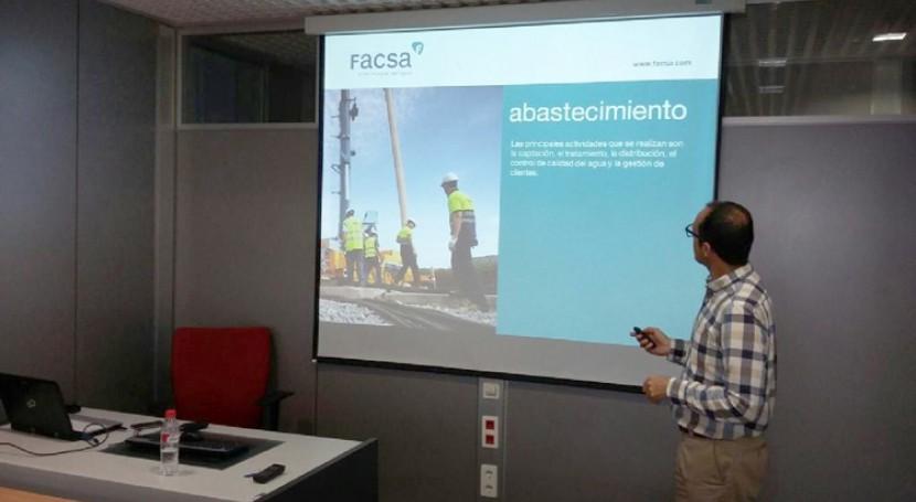 FACSA colabora Máster Oficial Gestión Recursos Hídricos Universidad Valencia