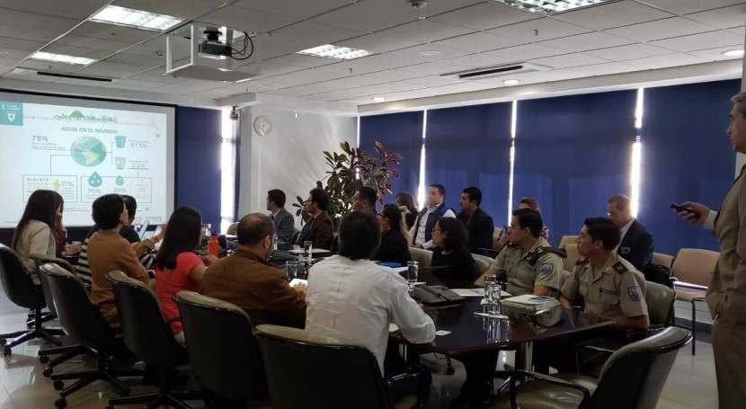 Agua Quito lidera compromiso nacional trabajar ODS 6