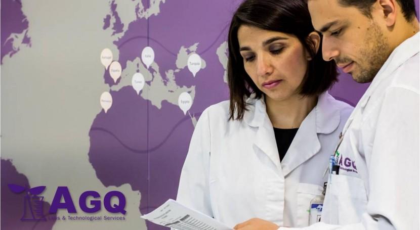 AGQ Labs acreditada análisis radiactividad medio ambiente