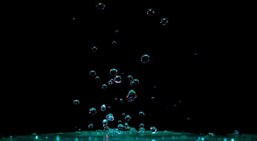 valor agua: si está oculto, será ignorado