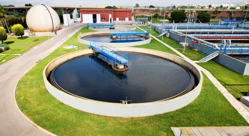 FACSA certifica huella carbono EDAR Almazora y Andorra UNE ISO 14064-1