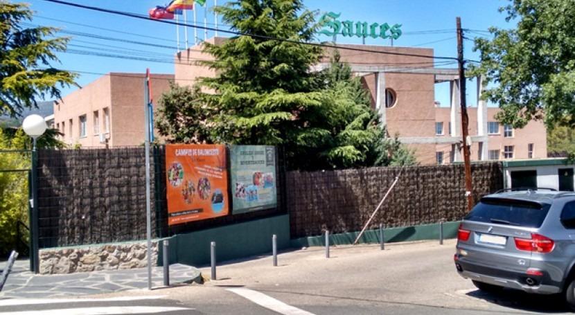 """IPROMA concede sello garantía calidad aire E.I """" Sauces"""" Torrelodones"""