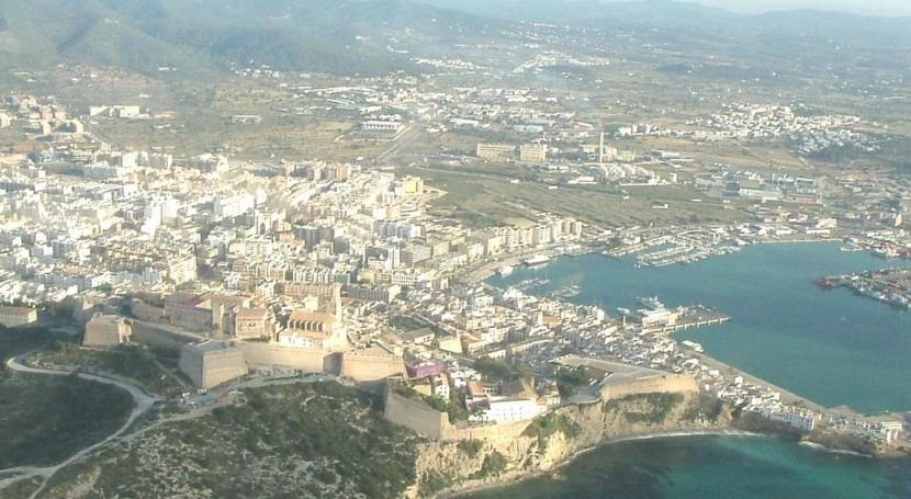 Aprobado paquete medidas provisionales combatir grave sequía Ibiza