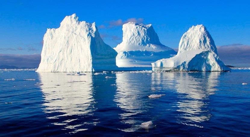 ¿ qué se debe retroceso glaciares Península Antártica?