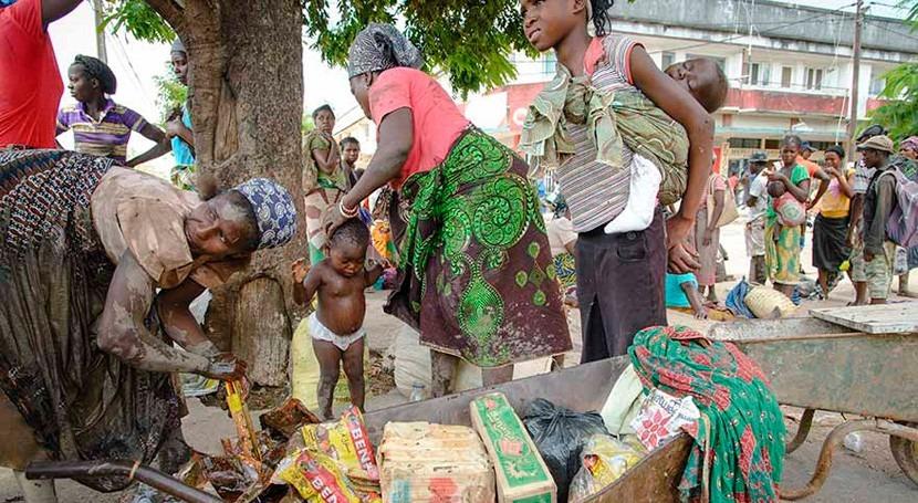 """inundaciones provocadas ciclón """"Idai"""" dejan 847 muertos Mozambique, Zimbabue y Malau"""