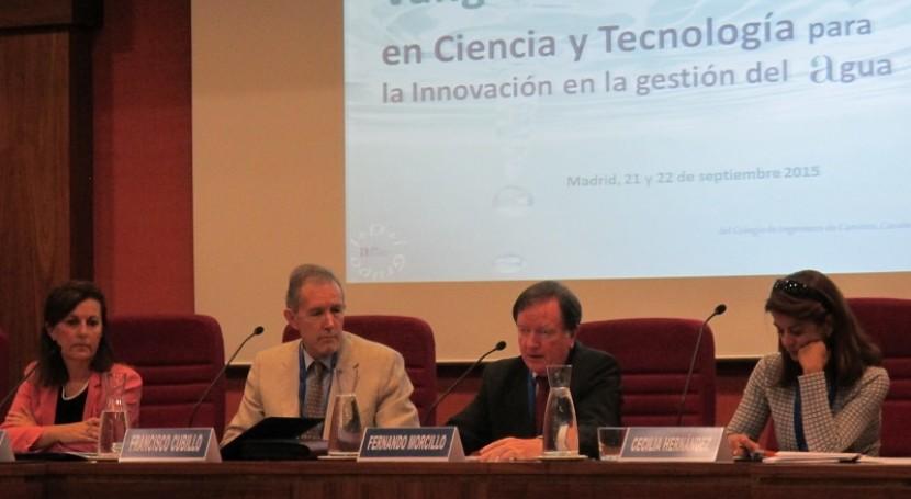 AEAS inaugura jornadas innovación gestión agua