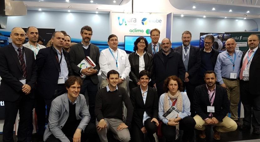 Gobierno Vasco asiste Feria internacional tecnologías medioambiente I.F..T.