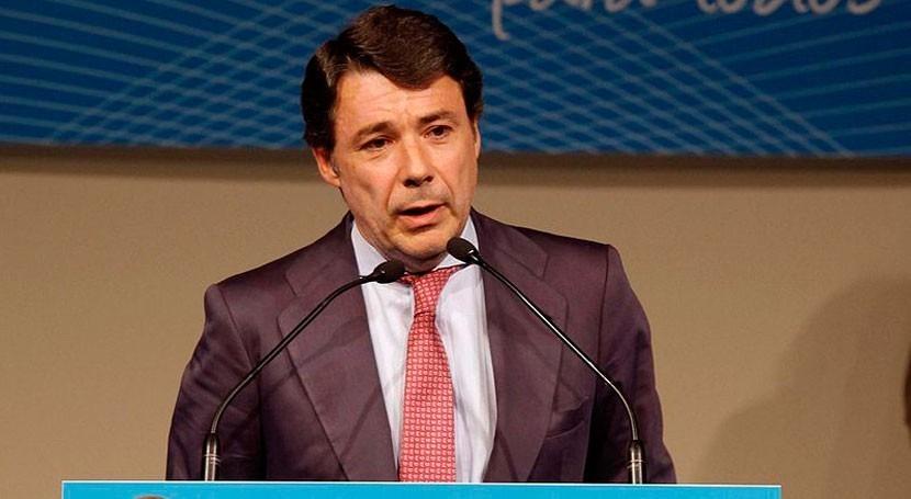 Anticorrupción pide 8 años cárcel Ignacio González desvío fondos Canal