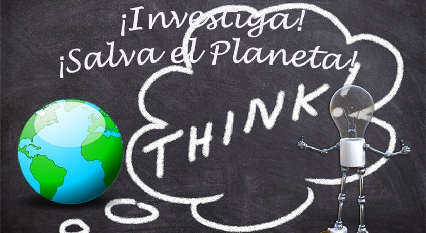 "proyecto ""¡Investiga! ¡Salva Planeta!"" celebra jornadas presentación resultados"