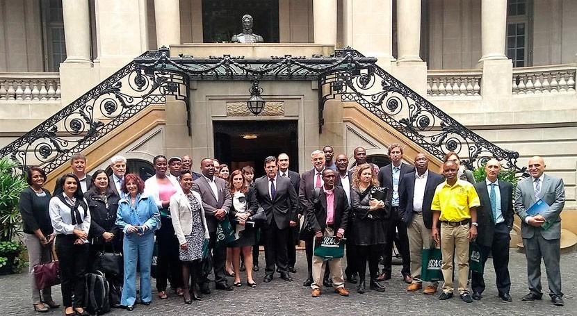 Argentina comparte conocimientos manejo agua especialistas Caribe