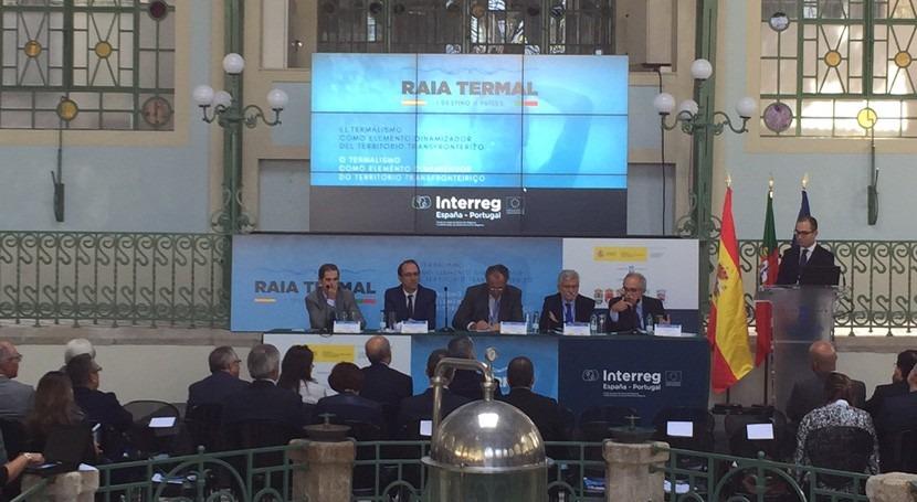CHMS y Ourense piensan fondos europeos financiación proyectos transfronterizos