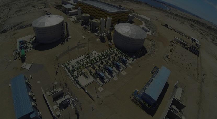 La desalinización en Acciona Agua