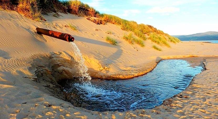estudio, naturaleza desinfecta 41,7 millones toneladas desechos humanos al año