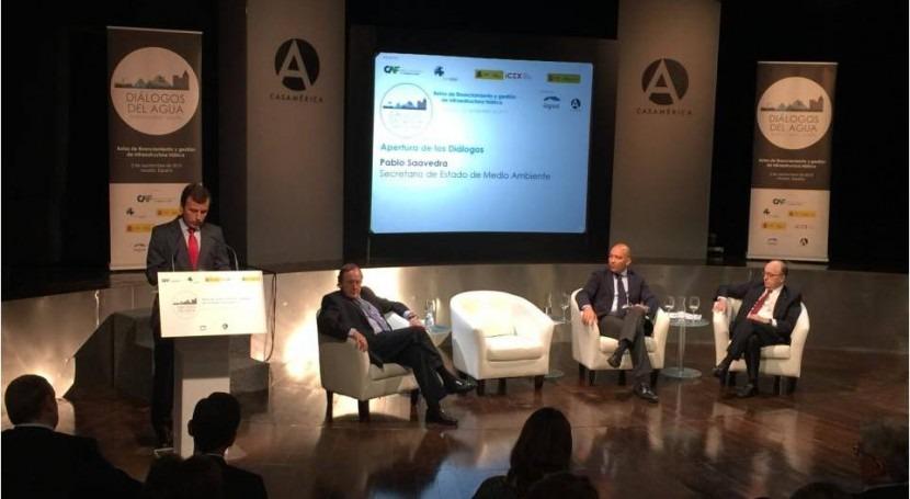 Diálogos Agua América Latina-España permiten profundizar colaboración interregional