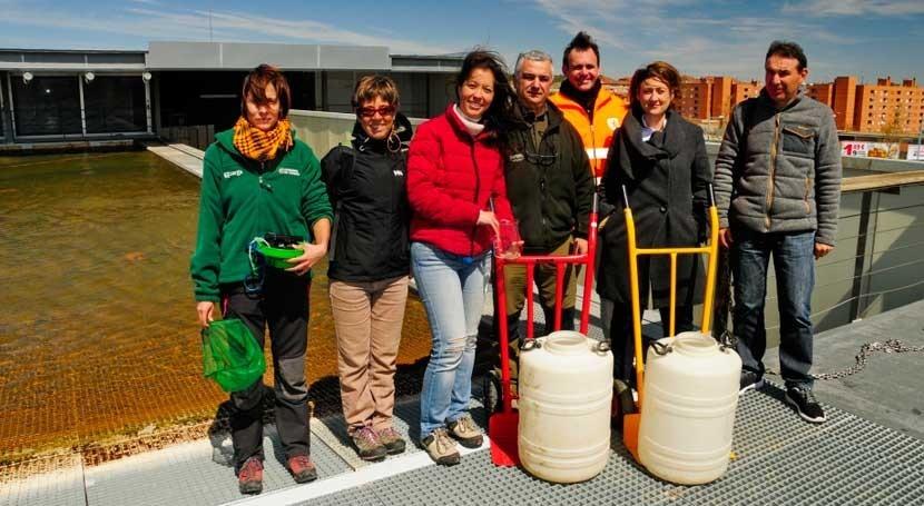 Aragón protege molusco río peligro extinción