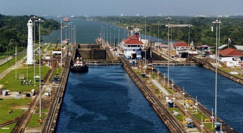Canal Panamá celebra 101 años operación