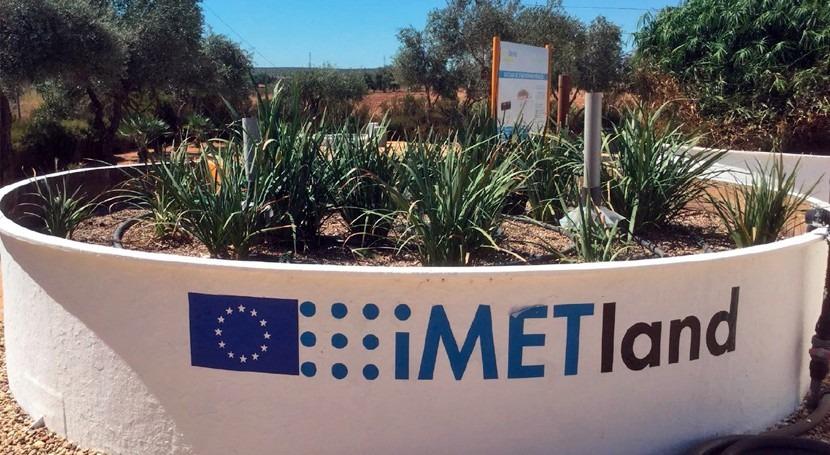 Agencia EASME elige iMETland como modelo innovación