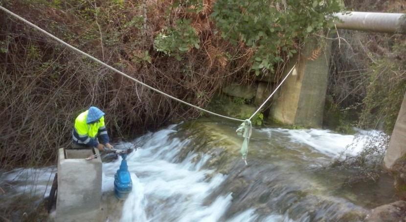 Hidralia consigue ahorrar 2012 más 10,8 hm3 agua