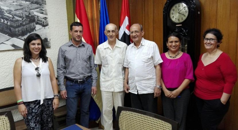Firman convenio cooperación mejorar control calidad agua