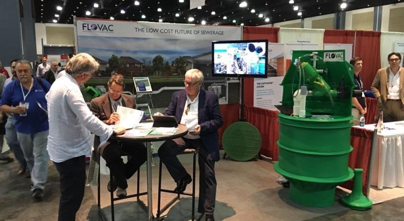 Éxito alcantarillado vacío Florida Water Resources Conference West Palm Beach