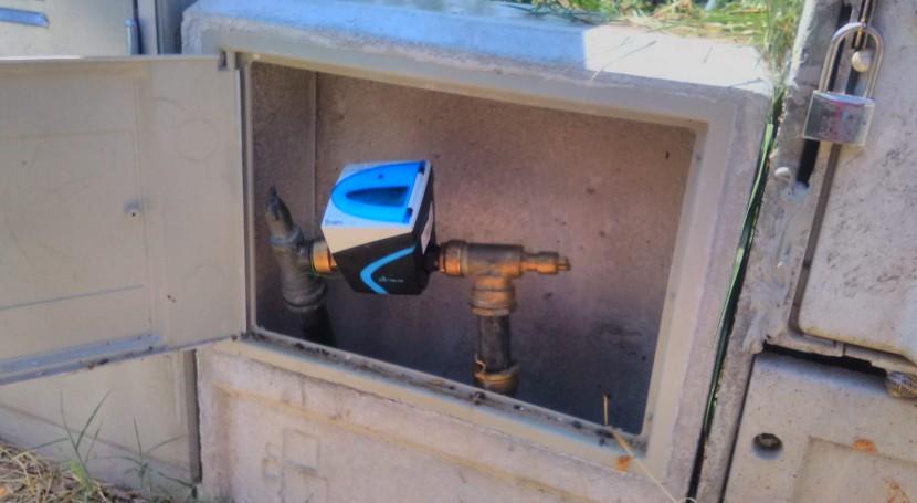 municipio catalán Vilademuls apuesta eficiencia y precisión probadas Sensor iPERL