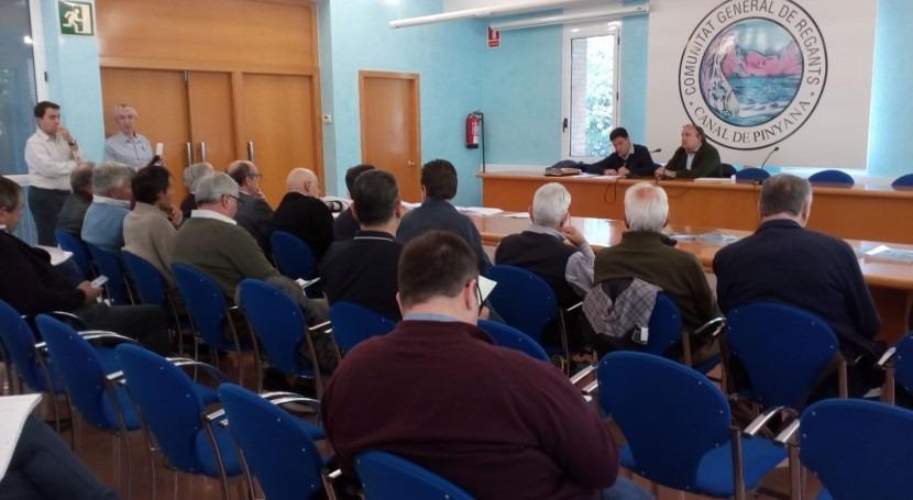 Convocan reuniones ordinarias 18 Juntas Explotación Demarcación Ebro