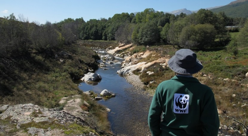 Caudales ecológicos: agua naturaleza y personas