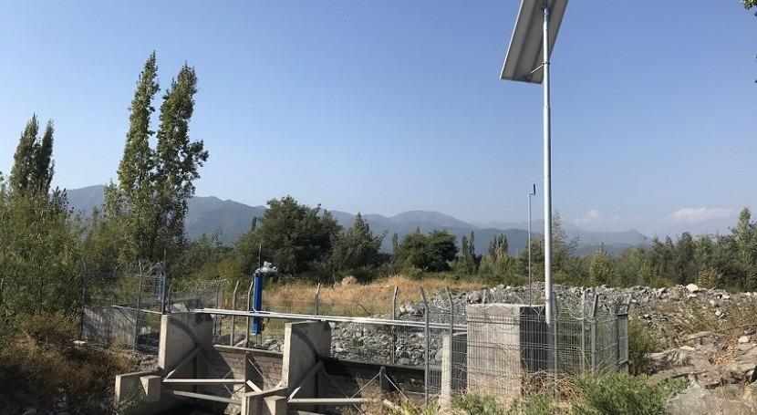 Junta Vigilancia río Tinguiririca continúa modernización gestión