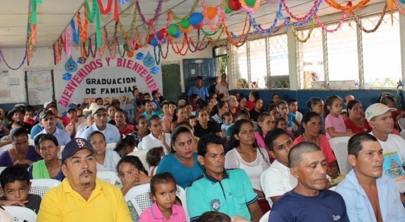Comunidad San Juan Central más limpia y saludable