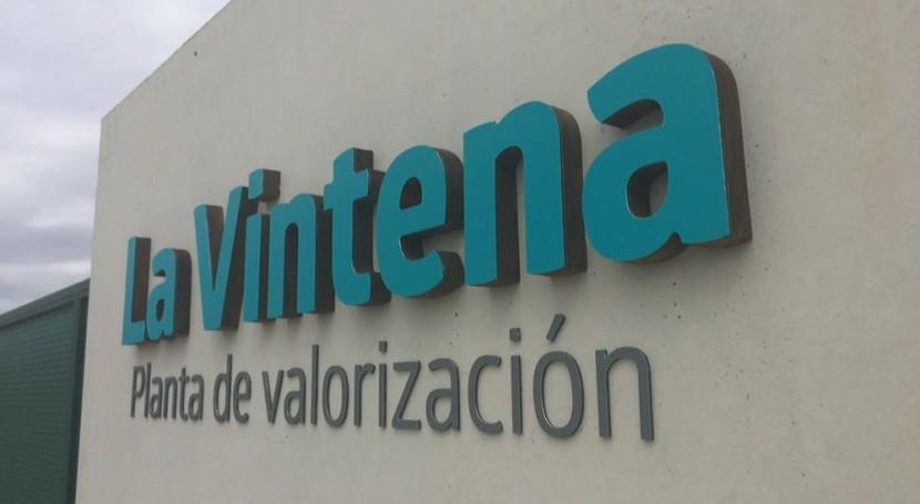 """planta valorización residuos """" Vintena"""" DAM obtiene ISO 9001 y ISO 14001"""