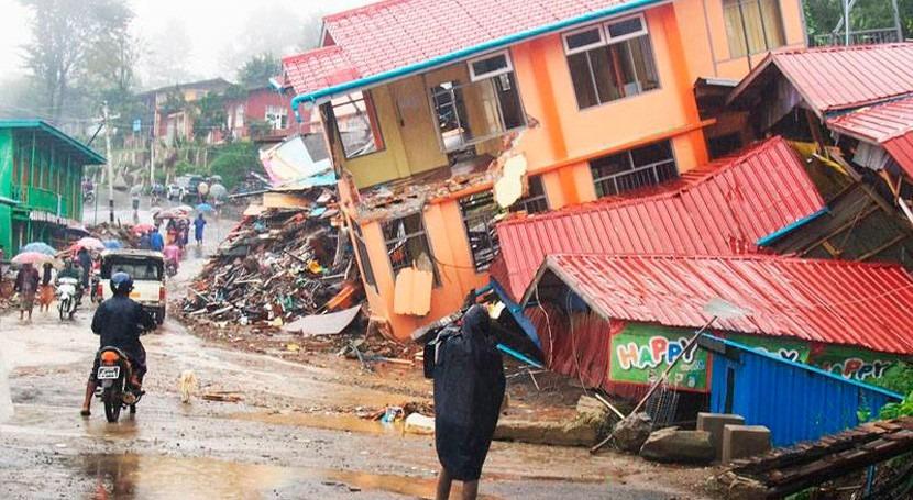 poblaciones más pobres sufren impacto cambio climático desproporcionado