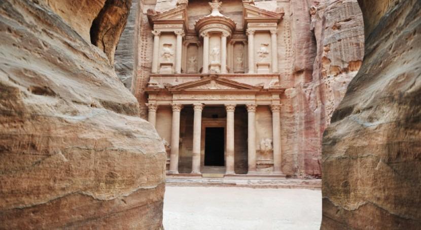SUDS antigüedad (II): misterios Petra