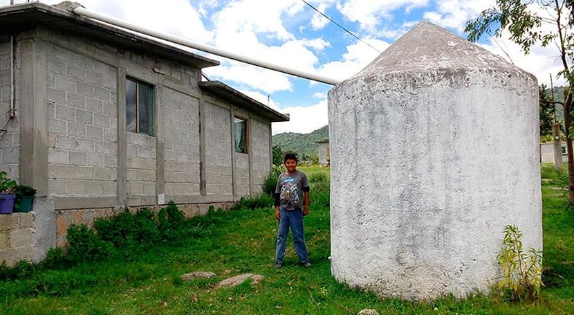 marcha programas cobertura agua y saneamiento comunidades rurales México